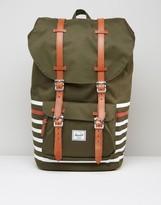 Herschel Supply Co Little America Offset Backpack 25l
