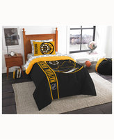 Northwest Company Boston Bruins 5-Piece Twin Bed Set
