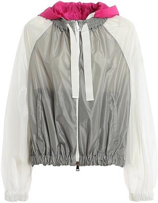 Moncler Drawstring Hooded Jacket