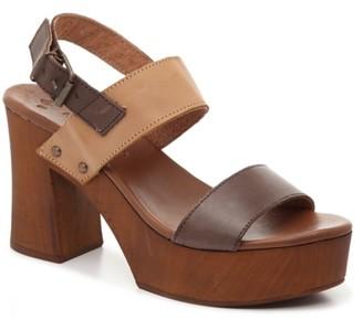 Musse & Cloud Leiza Platform Sandal