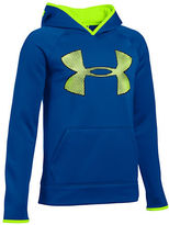 Under Armour Boys 8-20 Contrast Trimmed Hooded Pullover