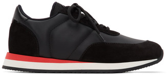 Giuseppe Zanotti Black Jimi Running Sneakers