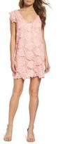 BB Dakota Women's 'Jacqueline' Lace Shift Dress