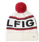 Tommy Hilfiger Logo Pom-Pom Hat