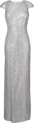 Galvan Estrella cap sleeve dress