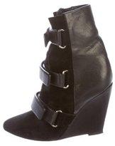 Isabel Marant Scarlet Wedge Boots