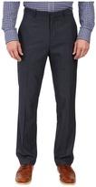 Perry Ellis Solid Textured Dress Pants