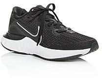 Nike Unisex Renew Run Low-Top Sneakers - Big Kid