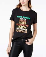 Sub Urban Riot Fall List Graphic T-Shirt