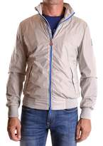 Invicta Men's Grey Polyamide Outerwear Jacket.