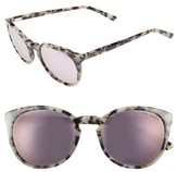 Ted Baker Women's 53Mm Round Sunglasses - Ivory