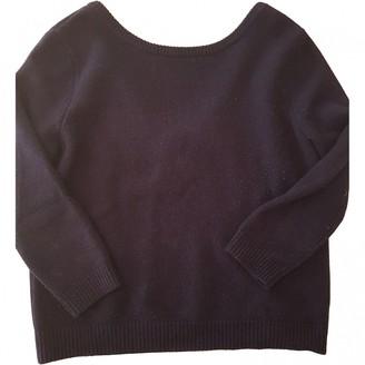 BA&SH Bash Blue Wool Knitwear for Women