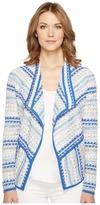 Nic+Zoe Prism Stitch Cardy Women's Sweater