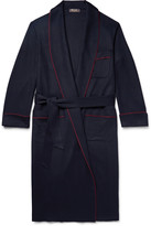Loro Piana - James Piped Baby Cashmere Robe