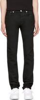 A.P.C. Black Petit Standard Jeans