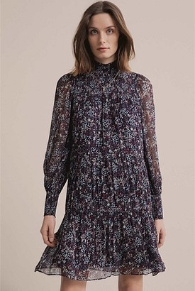Witchery Smocked Front Mini