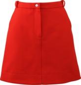 Carven Gabardine Skirt