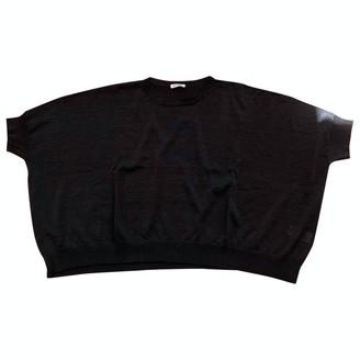 Cappellini Black Linen Knitwear for Women