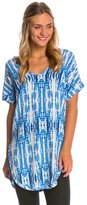 Lucy-Love Lucy Love Stairway to Heaven VNeck Tunic - 8144480