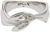 Thumbnail for your product : Jean Paul Gaultier SSENSE Exclusive Silver Alan Crocetti Edition Bandana Ring