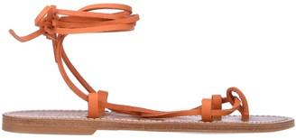 K Jacques St Tropez K.JACQUES ST. TROPEZ Toe strap sandals - Item 11459766PL