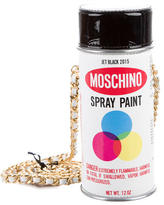 Moschino Spray Paint Can Bag