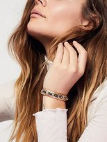 Free People Blue Lagoon Stone Cuff