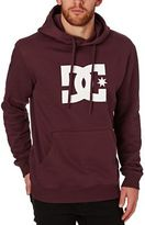 DC Hoodies Star Pull Over Hoody - Port Royale/White