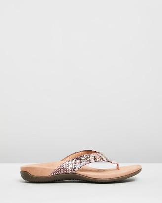 Vionic Lucia Toe Post Sandals