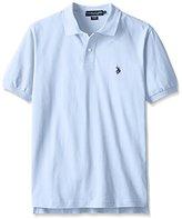 U.S. Polo Assn. Men's Solid Cotton Pique Polo