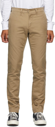 Carhartt Work In Progress Tan Sid Pants