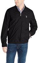 U.S. Polo Assn. Men's Mock Zip Jacket