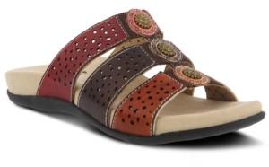 L'Artiste Women's Glennie Slide Sandals Women's Shoes