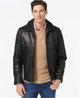 Tommy Hilfiger Leather Classic Jacket