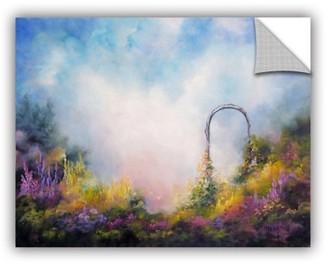 ArtWall Heavens-Gate Removable Wall Art Mural by Marina Petro