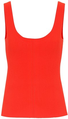 Altuzarra Yanaka ribbed-knit tank top