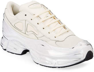 Adidas By Raf Simons Men's Ozweego Extra-Chunky Dad Sneakers