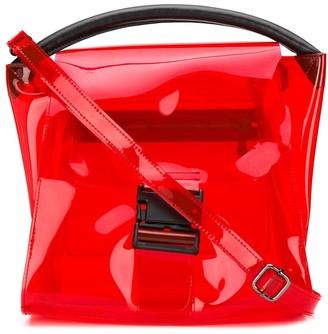 Zucca Transparent Tote Bag