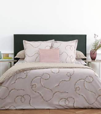 Yves Delorme Galons King Fitted Sheet (150Cm X 200Cm)
