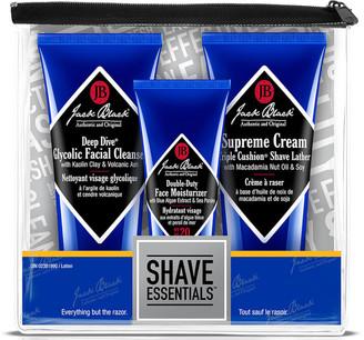 Jack Black Shave Essentials Set