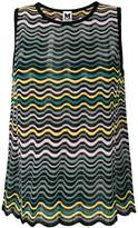 Missoni zig-zag knitted top