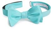 John W. Nordstrom Men's Dot Silk Bow Tie
