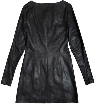 Drykorn Black Cotton Dress for Women