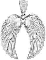 FINE JEWELRY Sterling Silver Wings Charm Pendant