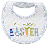 Mud Pie Baby Boys My First Easter Bib