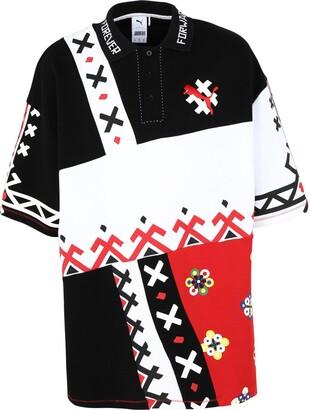 Puma x JAHNKOY Polo shirts
