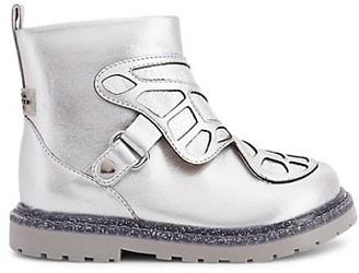 Sophia Webster Baby's, Little Girl's & Girl's Karina Metallic Boots