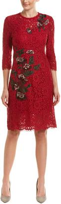 Sarah Deau Sheath Dress