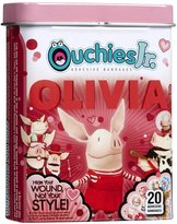 Safety First Ouchies Jr. Bandages Olivia, 20 ct