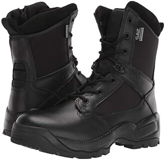 5.11 Tactical 8 ATAC 2.0 Storm Side Zip (Black) Women's Boots